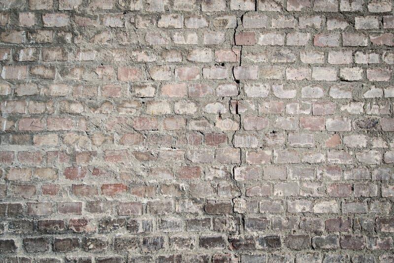 Tegelstenväggen texturerar för bakgrund royaltyfria bilder