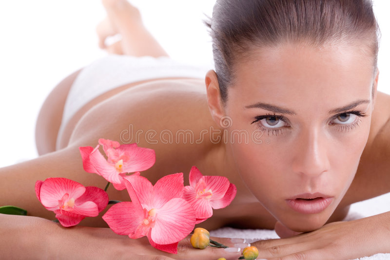 At Teh Spa Royalty Free Stock Photos