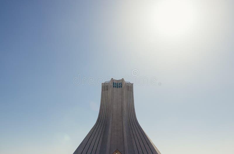 Teheran em Irã imagem de stock
