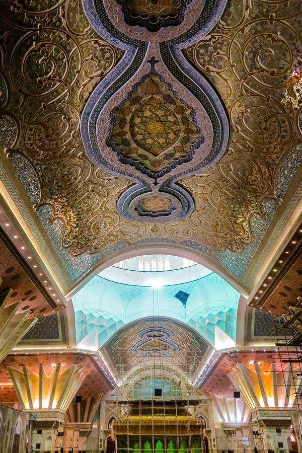 Teheran-Imam Khomeini Shrine 04 stockfotografie