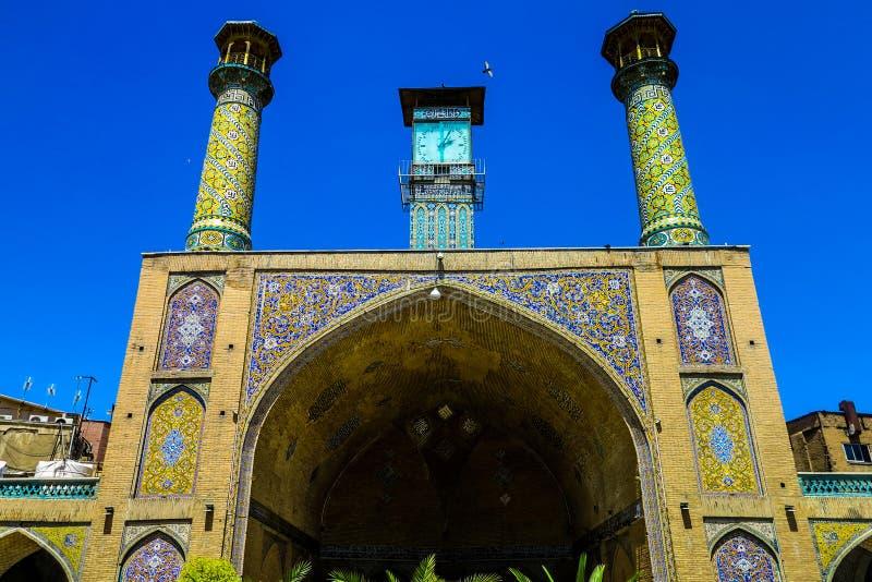 Teheran storslagen basar 10 fotografering för bildbyråer