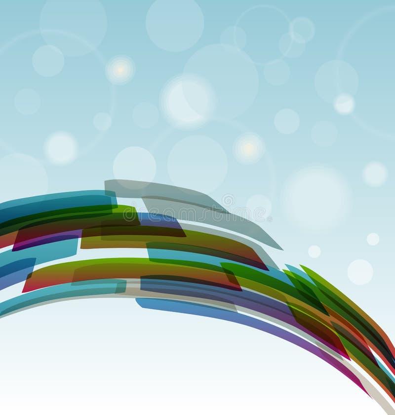 Download Tehnology Background Light Blue Stock Vector - Illustration: 22873318