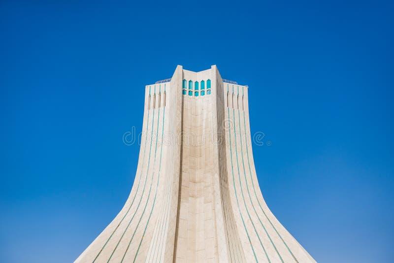 Tehran em Irã imagens de stock