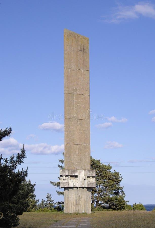 Tehumardi memorial statue stock photo