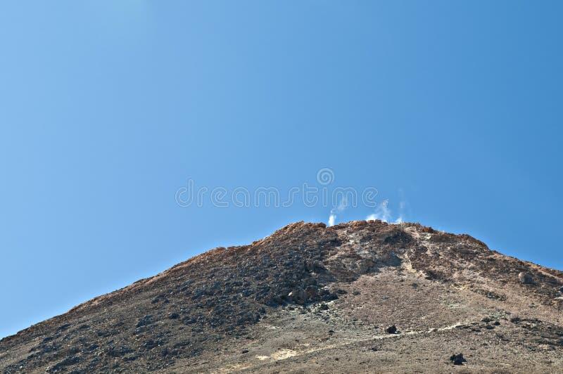 Teide stock photo