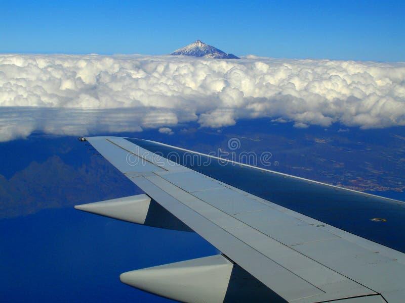 Teide em Tenerife fotografia de stock royalty free