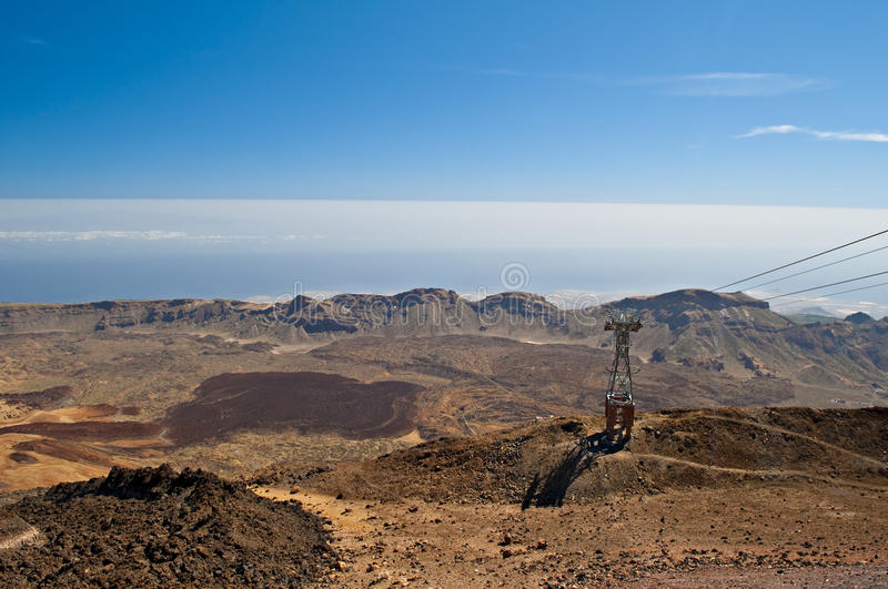 Download Teide national park stock photo. Image of clear, mountain - 21980272