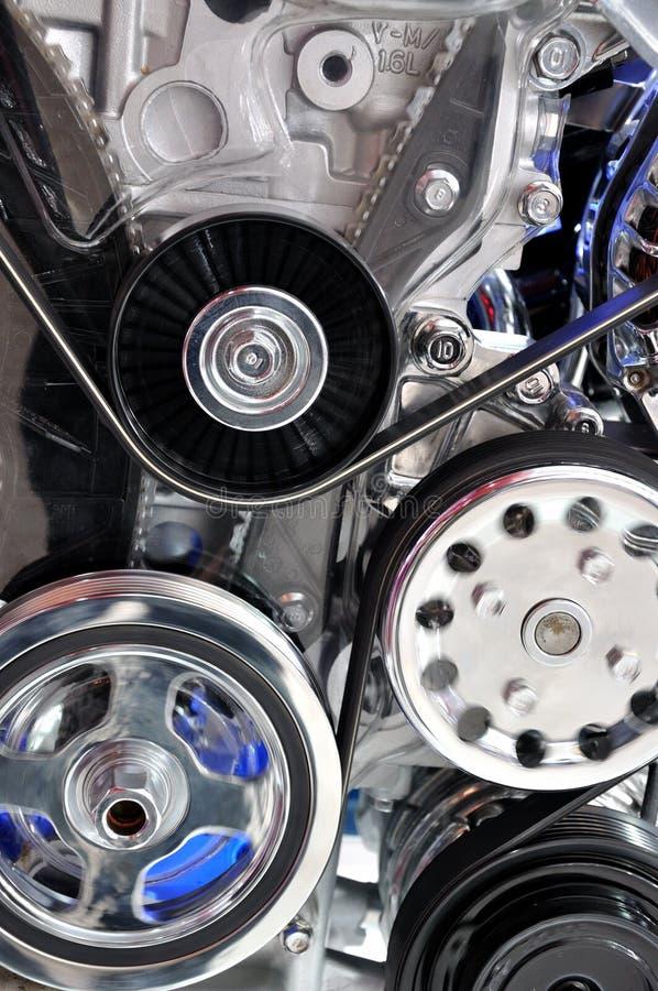 Teil Des Automotors Stockfotografie