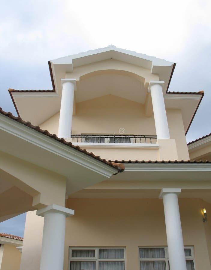 Download Teil des Hauses stockbild. Bild von dekoration, real, gebäude - 29309