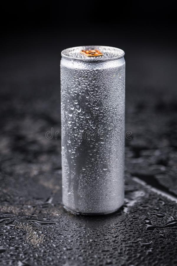 Teil Energie-Getränke lizenzfreie stockfotografie