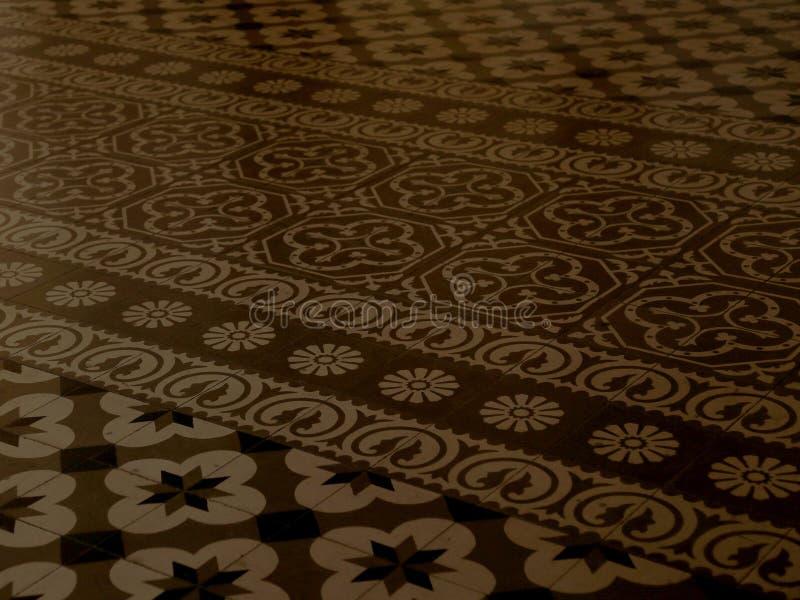 Tejas de Azulejo en México imágenes de archivo libres de regalías