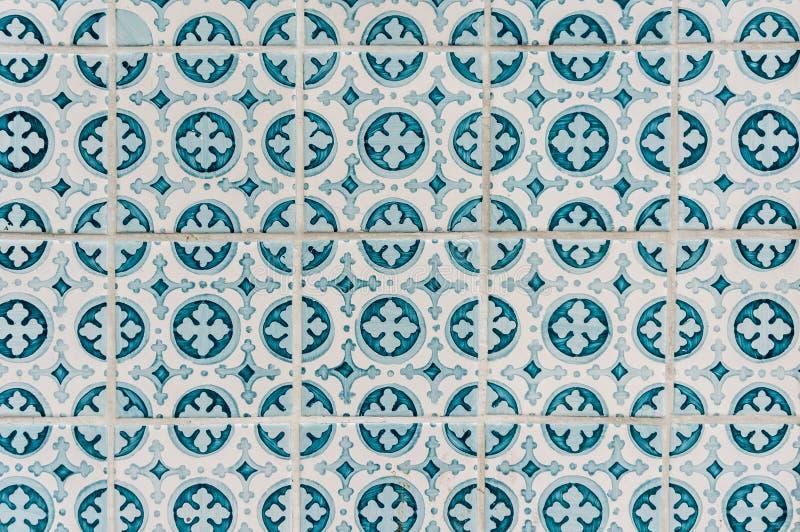 Tejas de Portugal foto de archivo