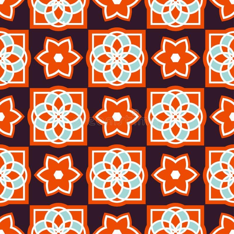 Tejas portuguesas del azulejo Modelos inconsútiles libre illustration
