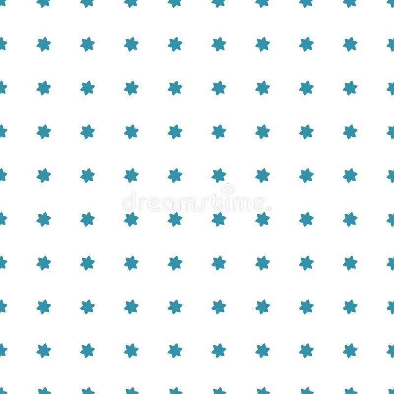 Tejas portuguesas del azulejo Modelos inconsútiles stock de ilustración