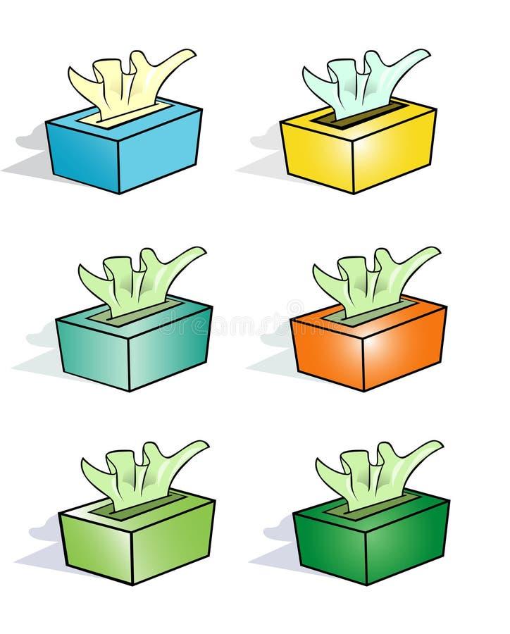Tejido del vector fotografía de archivo libre de regalías