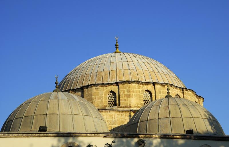 Tekeli Mehmet Pasa Mosque royalty free stock photo
