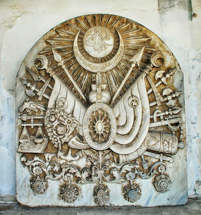 Download Teken Van Het Imperium Van De Ottomane Stock Afbeelding - Afbeelding bestaande uit openlucht, geschiedenis: 29509987