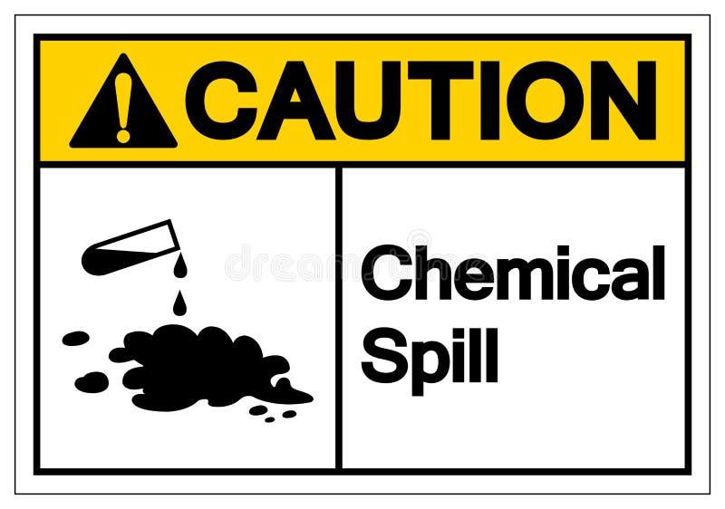 Teken van het voorzichtigheids isoleert het Corrosieve Symbool, Vectorillustratie, op Wit Etiket Als achtergrond EPS10 vector illustratie