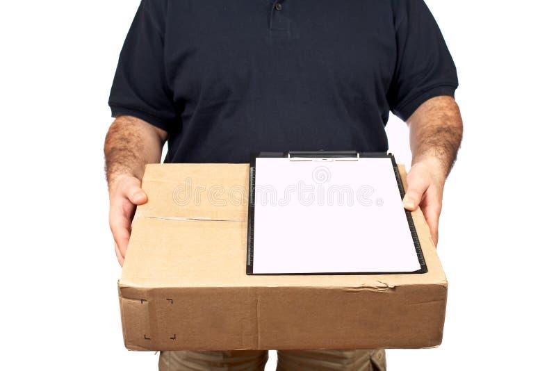 Teken voor levering