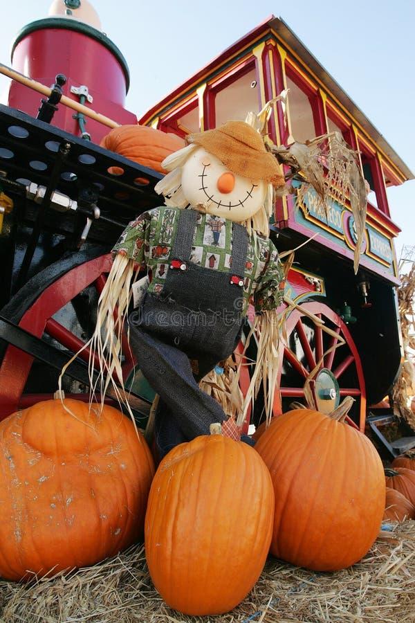Download Teknikersugrör arkivfoto. Bild av festival, scarecrow, ferier - 287280