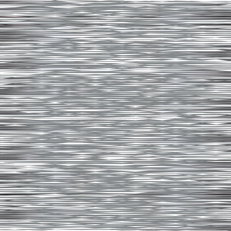 Tekniskt fel på TVskärmen vektor illustrationer