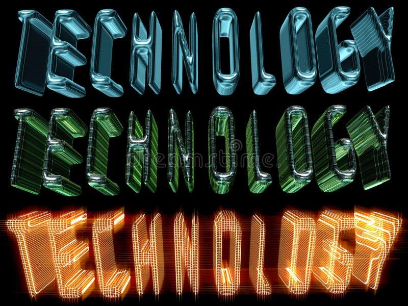 Download Teknologi stock illustrationer. Illustration av data, pixel - 283842