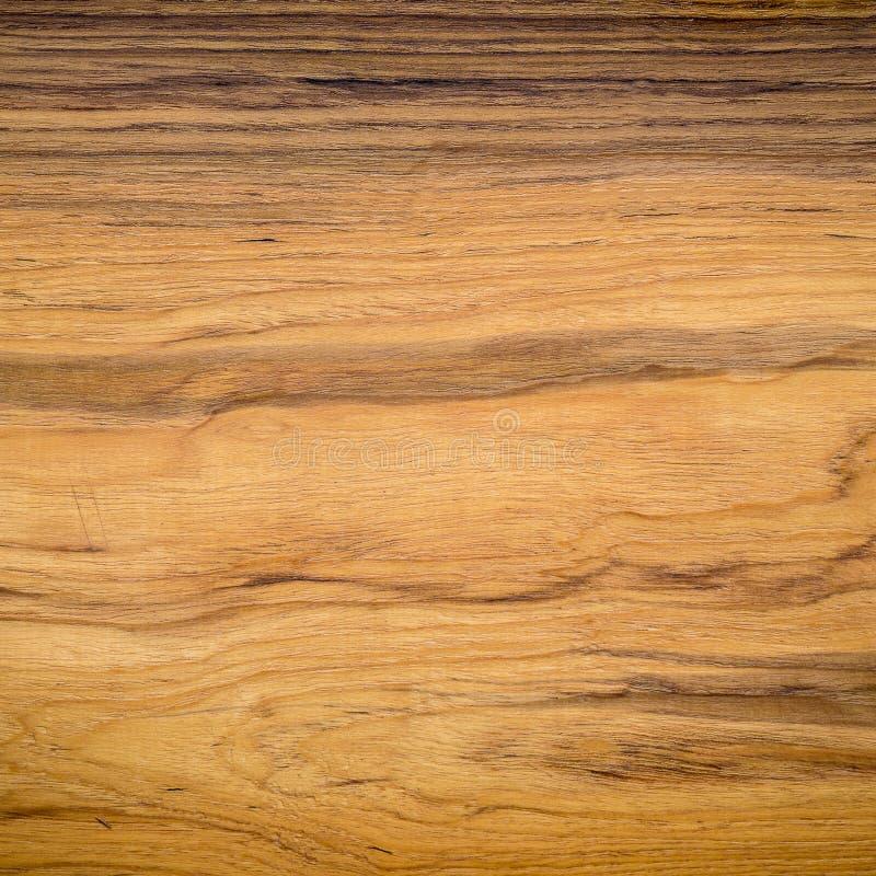 Tekowy Drewniany tło obraz stock