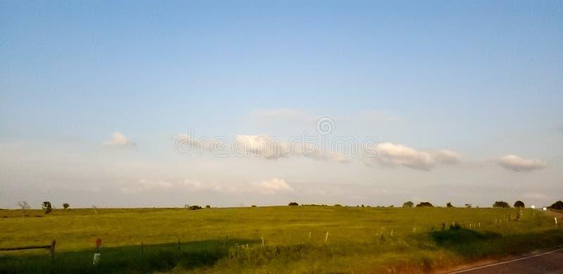Teksas niebo zdjęcia stock