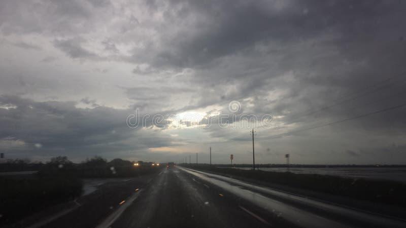 Teksas pogody pogoda obraz royalty free
