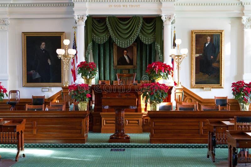 Teksas senat obrazy stock