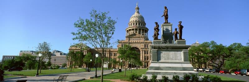Teksas stan Capitol zdjęcie stock