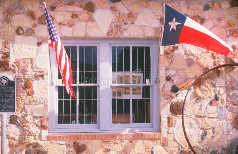 Teksas stan Flaga obrazy royalty free