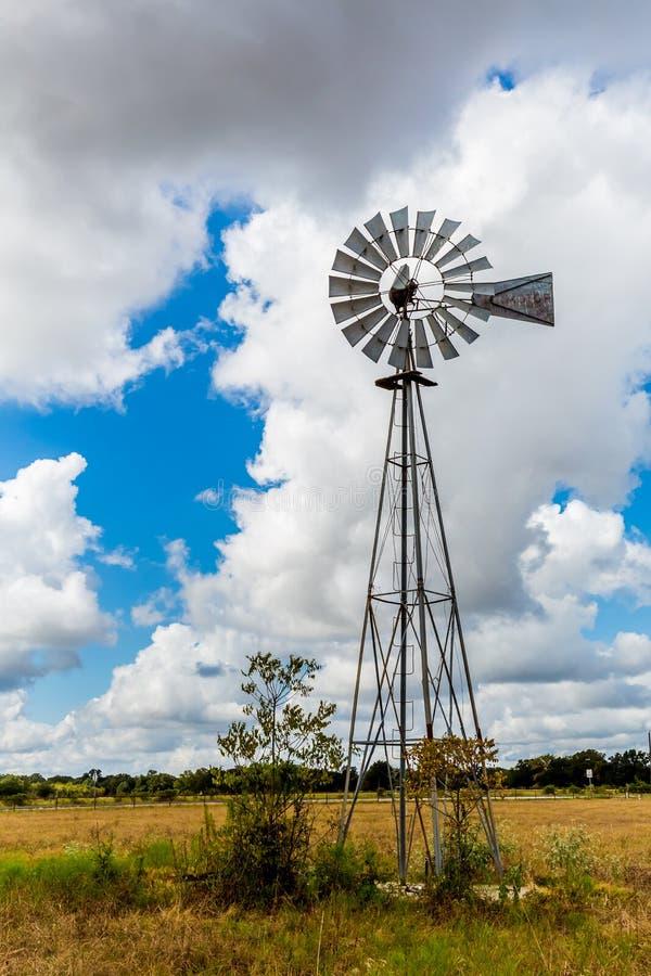 Teksas wiatraczek zdjęcie stock