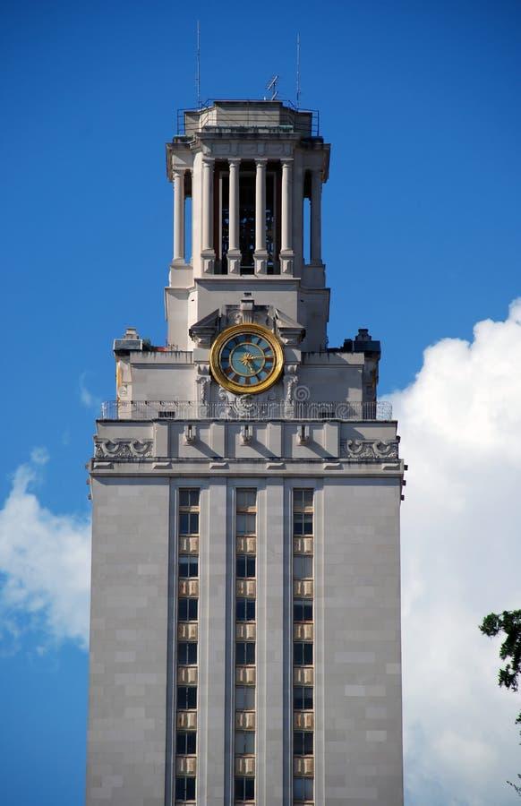 teksas wieży uniwersytetu zdjęcia royalty free