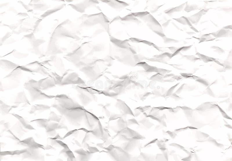 Tekst ruimte Witboek op kleurrijke plonsenachtergrond stock foto's