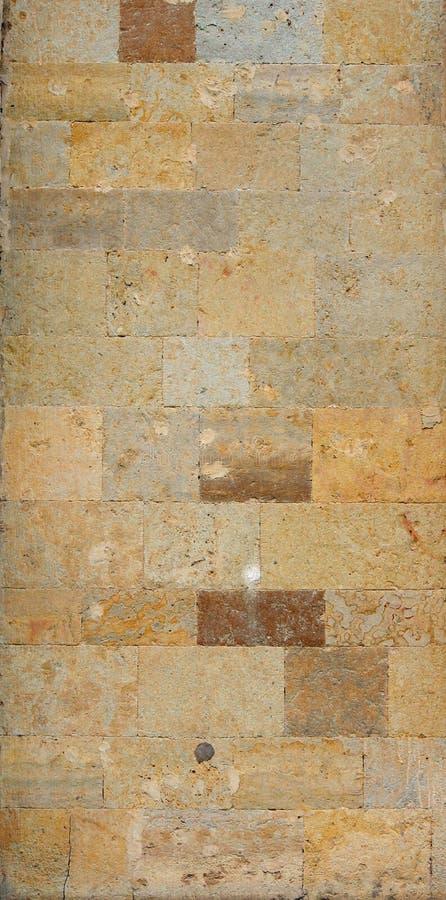 Tekstura ściany sławny Pudost Gatchina kamienny Duży pałac zdjęcia stock