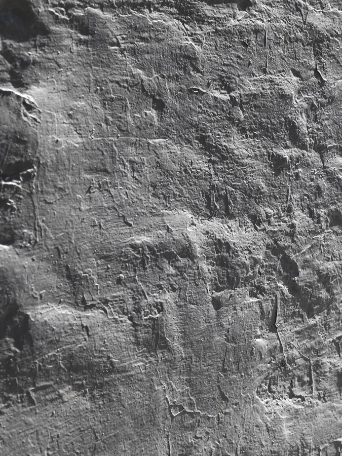 Tekstura ściennego marmurowego faseta środka popielaty backgroun z cieniami i lekka sztuka dla projekta zdjęcia royalty free