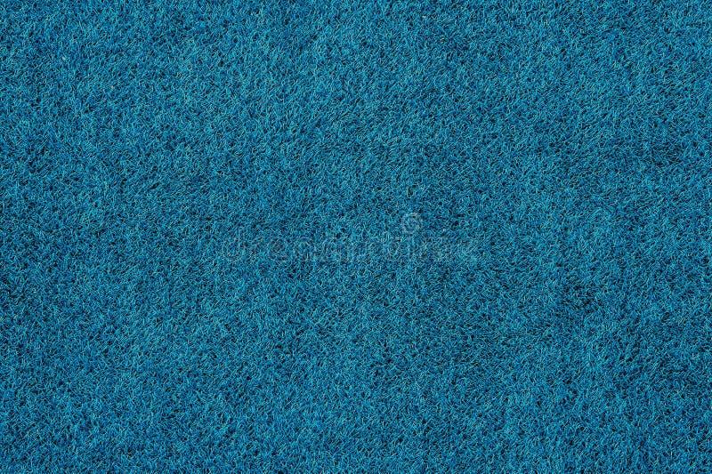 Tekstura błękitny trawa odgórnego widoku zieleni gazon zdjęcia stock