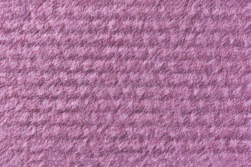 Tekstura błonnik Różowy błonnik obrazy stock