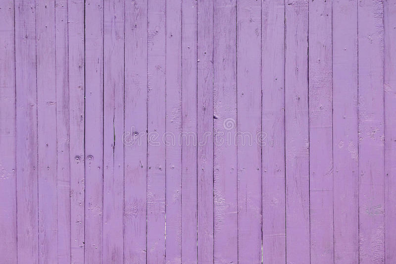 Tekstura barwiony drewniany ogrodzenie obraz royalty free