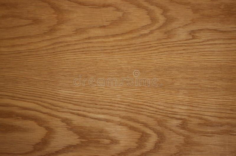Tekstura brown i jasnobrązowy drewno, ciemny tło, odgórny widok ilustracja wektor