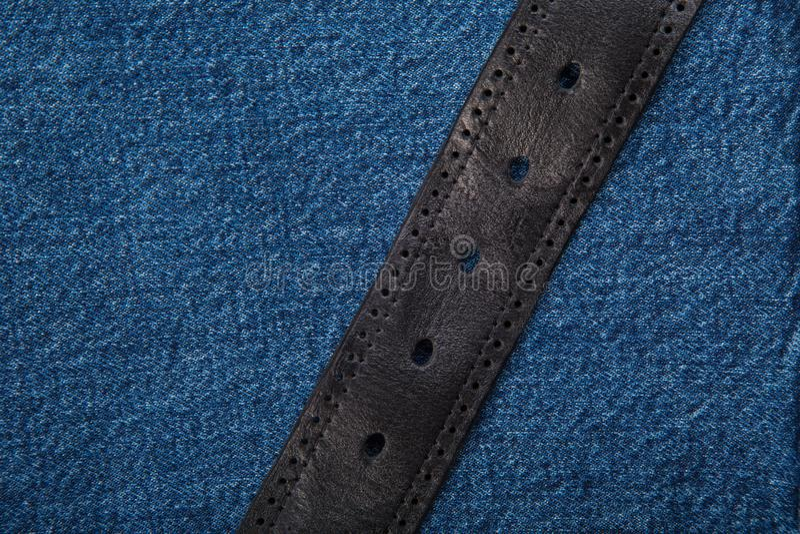 Tekstura dżinsowa Zbliżenie Jeansów obrazy stock