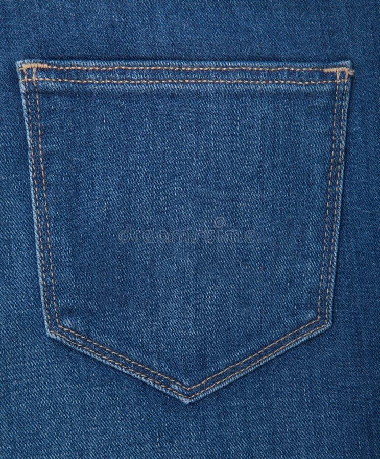 Tekstura dżinsowa Zbliżenie Jeansów zdjęcia stock