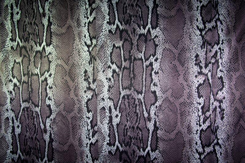 Tekstura druk tkaniny lampasy wi się dla tła zdjęcie royalty free