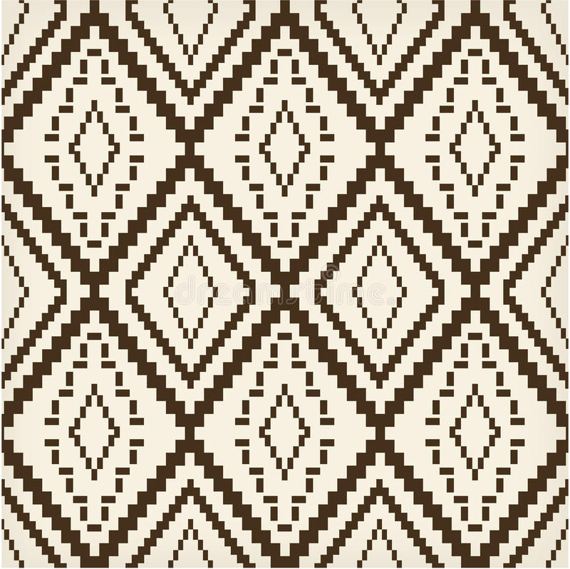 tekstura etniczna stara tekstura royalty ilustracja