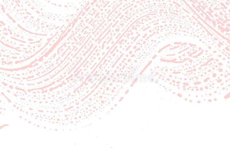 Tekstura Grunge Nieprzyjemny ślad Faworab ilustracja wektor