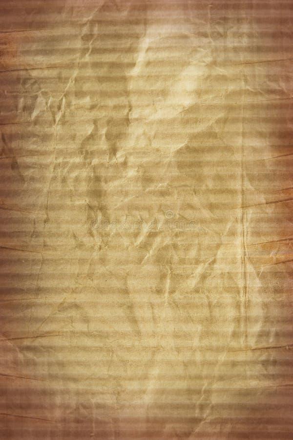 tekstura karton miął papierową teksturę fotografia royalty free