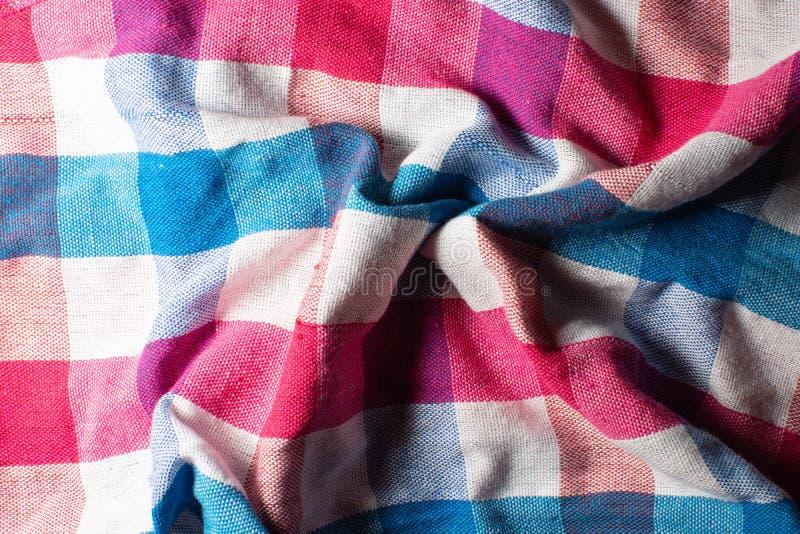 Tekstura lub t?o tkanina obrazy stock