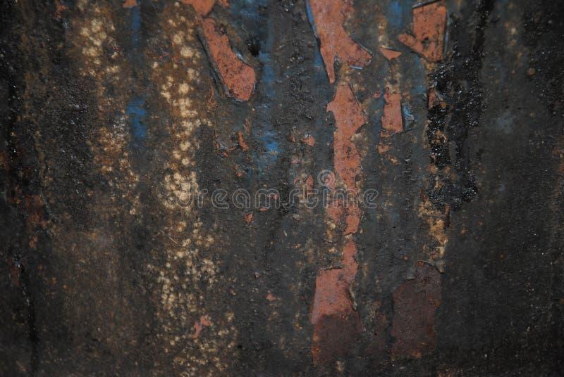 TEKSTURA metal rdza zdjęcia stock