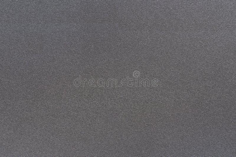 Tekstura metalu ciemnego czerni kolor szorstką powierzchnię, abstrakcjonistyczny tło obraz stock